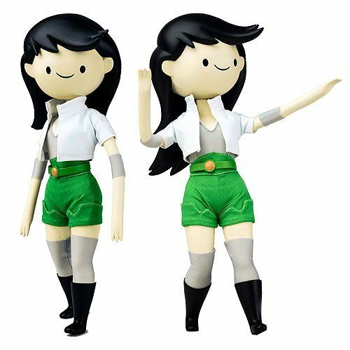 Bravest Warriors Beth Tezuka 1 6 Scale Collectible Action Figure