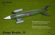 """Sänger Projekt """"T"""" 1945     1/72 Bird Models Resinbausatz / Resin kit"""