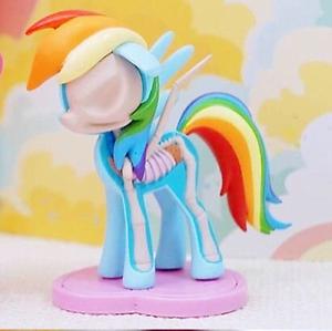 MIGHTY JAXX x JASON FREENY My Little Pony Vol.1 Rainbow Dash Figurine Toy Gift
