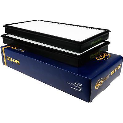 Original SCT Filter Innenraumluft Pollenfilter Innenraumfilter SA 1188