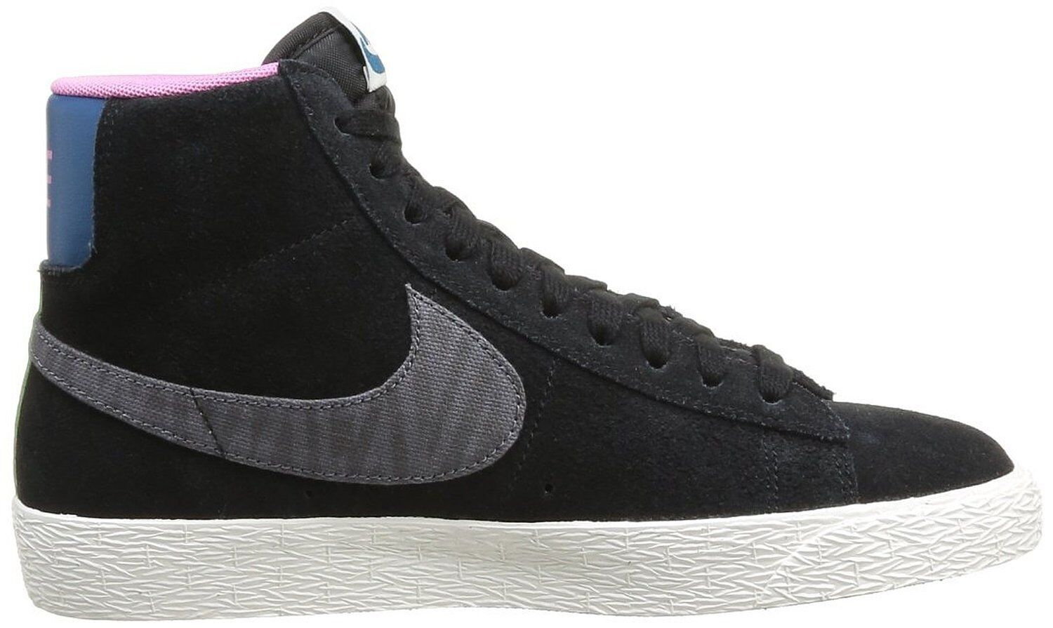 Nike WMNS Blazer Suede Black 586304-003 Women's Shoes Sneakers NEW IN BOX