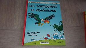 LES-SCHTROUMPFS-N-5-LES-SCHTROUMPFS-ET-LE-CRACOUCASS-PEYO