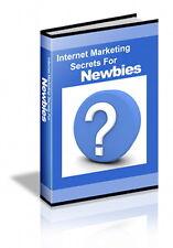 How To Make Money Online - INTERNET SECRETS For Beginners Videos, Simple (CD-ROM