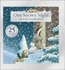 One Snowy Night (25th Anniversary Edition) by Nick Butterworth (Hardback, 2014)
