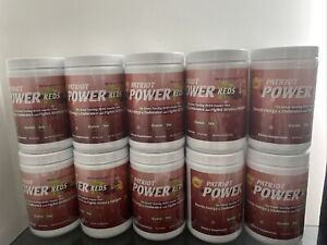 Patriot Power Reds 10 Canister 12.7oz New Sealed