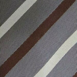 Brown-Silver-Striped-Reversible-Silk-Tie