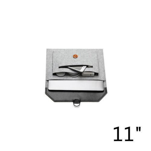 For Mac Book Air// Pro Retina 11.6/'/' 12/'/' 13.3/'/' 15.6/'/' DC Laptop Sleeve Bag Case