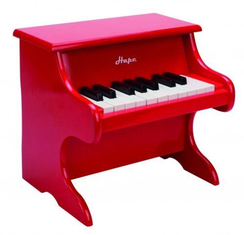 Spielzeugklavier aus Holz von Hape Piano Kinder Instrument Musikinstrument NEU!