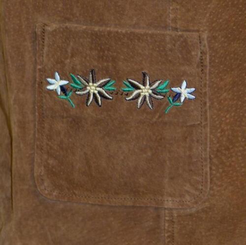 Østrig Western Ruggid Hunting Ruggid B42 Jakke German Hunting Western Tyske Coat Læder Coat B42 Holdbar Vest Jacket Vest Durable Leather Austria FX0pwYxt