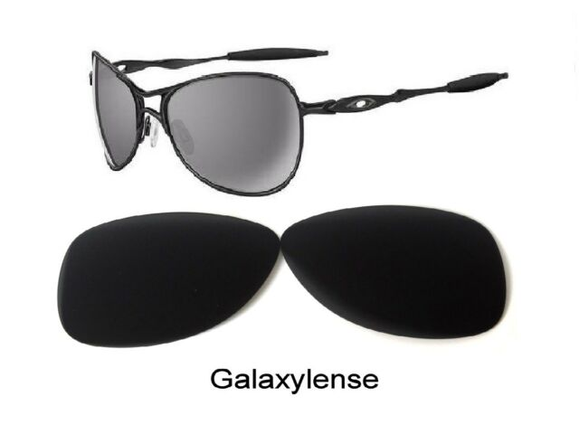 a9283ba2e13 Frequently bought together. Galaxy Replacement Lenses For Oakley Crosshair  S Sunglasses Black Polarized