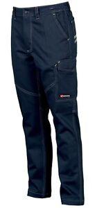 Pantalone da lavoro Multi tasche cotone Uomo Payper Worker Engine Officina Khaki XL