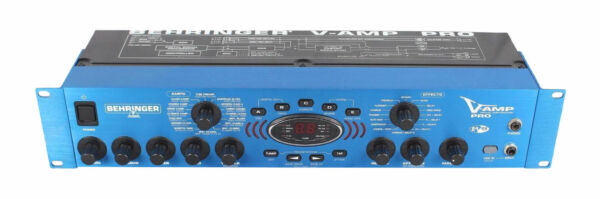 behringer v amp multi effects guitar effect pedal for sale online ebay. Black Bedroom Furniture Sets. Home Design Ideas