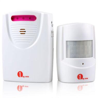 1byone Home Wireless Driveway Alarm