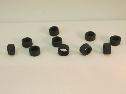 ~ NEW 5 PR AURORA AFX 4 GEAR SPECIALTY CHASSIS REAR TIRES ~ LOW PROFILE ~ 10PC