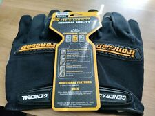 Ironclad General Utility Work Gloves Gug All Purpose Performance Fit Durable