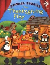 The Thanksgiving Play Sticker Stories