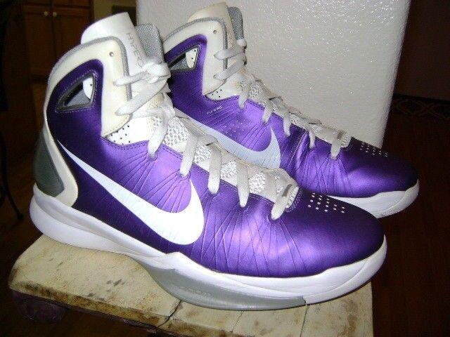 NIKE Hypertink PE PROMO CAMPIONE 2010 407627 500  viola scarpe da ginnastica scarpe SZ 12.5  scelte con prezzo basso