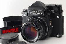 【Mint】Pentax 6X7 67 TTL Medium Format w/ SMC T 105mm F2.4 Lens From Japan #297