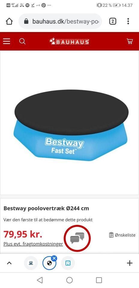 Bestway svømmebassin , Bestway