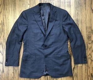 02a2e351c4 Details about Recent Ermenegildo Zegna Mens Wool Blazer Sportcoat Jacket  Size US 40R EUR 50R