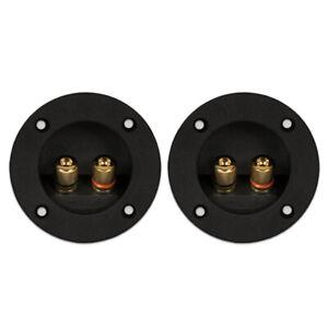 2-Goldwood-Sound-RGT-5000-Round-Power-Terminal-Plates-Speaker-Terminals