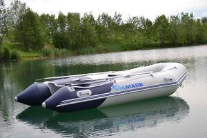 VIAMARE-Sportboot-330-cm-640-kg-Schlauchboot-mit-Aluboden