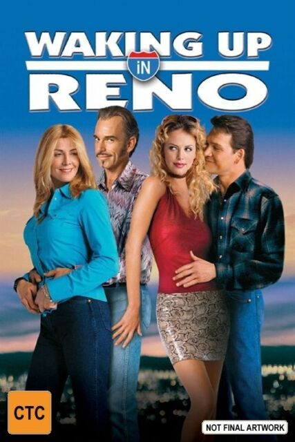 Waking Up In Reno (DVD, 2003) // New // No Cover // Disc & case only
