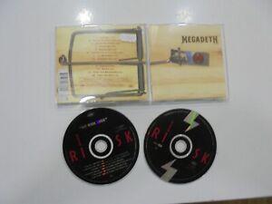 Megadeth-2CD-Europa-Risk-1999