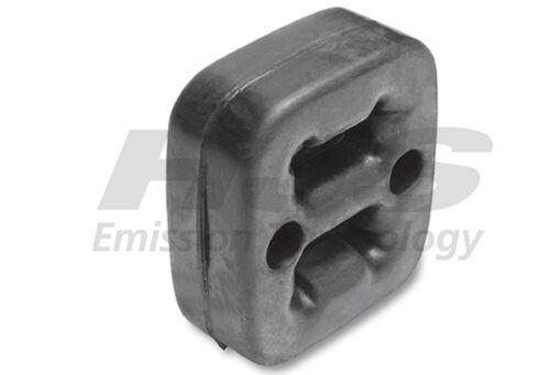 neu MERCEDES-BENZ 190 W201 W124 C 124  S124 Auspuff Gummi Halter Abgasanlage