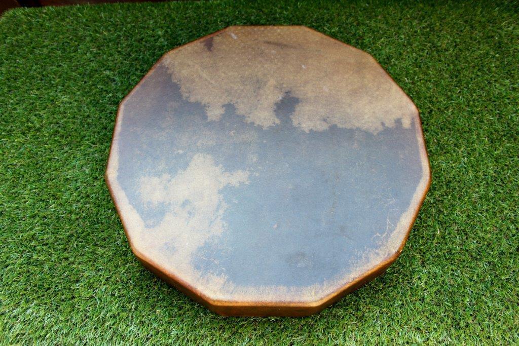 18  Horse Rawhide Drum, Shaman, Pagan, Wiccan, Native American Inspirot Drum