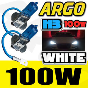 H3-100W-SUPER-WHITE-453-FOG-SPOT-LIGHT-BULBS-HID-AUDI-A6