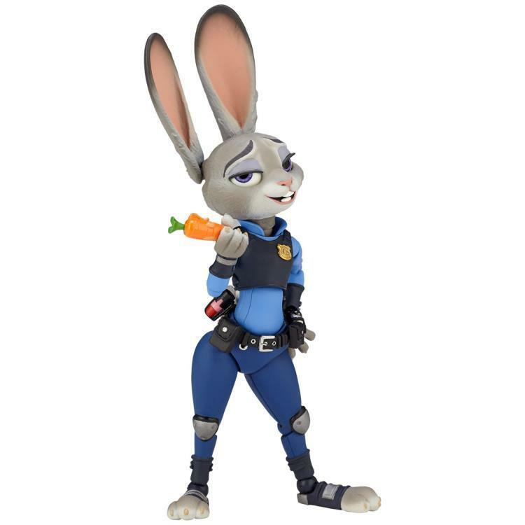 Revoltech Movie 008 Zootopia Judy Hopps action figure Kaiyodo  (100% reale)  qualité garantie