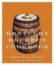 The Kentucky Bourbon Cookbook-ExLibrary
