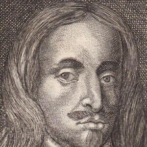 Portrait-XVIIIe-Leopold-Guillaume-de-Habsbourg-von-Osterreich-Gouverneur-Eveque