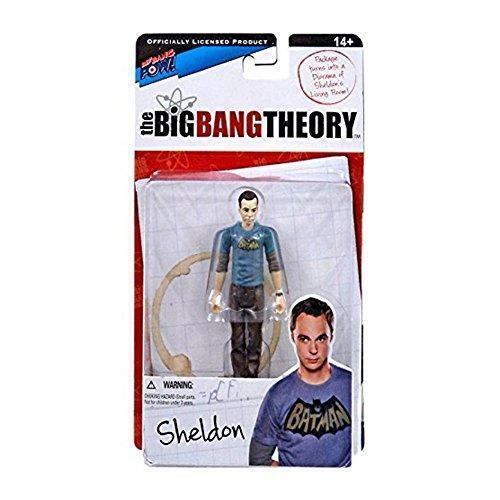 3 3//4 Inch Series 1 Figure Big Bang Theory Sheldon as Batman