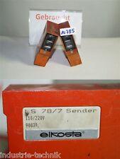 LEUZE LS 78/7 SENDER  20547  100/220V