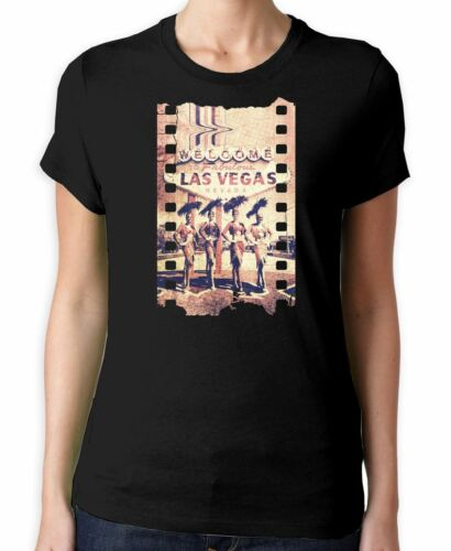 Holiday USA America Welcome To Las Vegas Women/'s T-Shirt