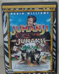JUMANJI-PELICULA-DE-CULTO-DVD-NUEVO-DESCATALOGA-FANTASTICA-FICCION