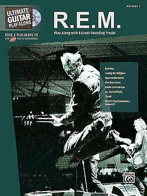 REM GUITAR PLAY ALONG TAB SHEET MUSIC SONG BOOK R.E.M.