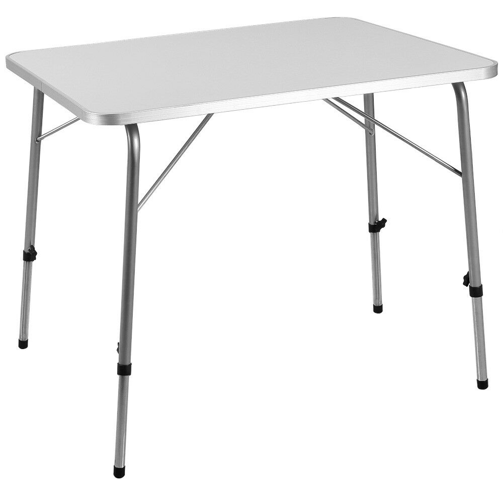 Table de camping Table Alu Table de jardin jardin jardin mobilier de jardin Table pliante Table de balcon 80x60cm e7541f