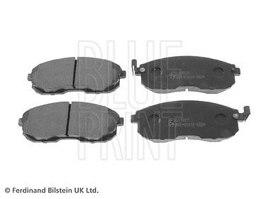 JSA chassis code SX4 1.6 Petrol Models 06-08 Set of Front Brake Pads