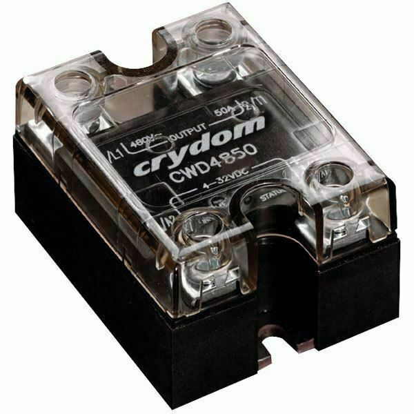 CRYDOM CWD2425-10 Solid State Relay NEW OTHER 240V 25A 3-32VDC 2425-10-6759