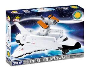 Cobi - Smithsonian Space Shuttle Discovery Building Set - Bricks & Blocks