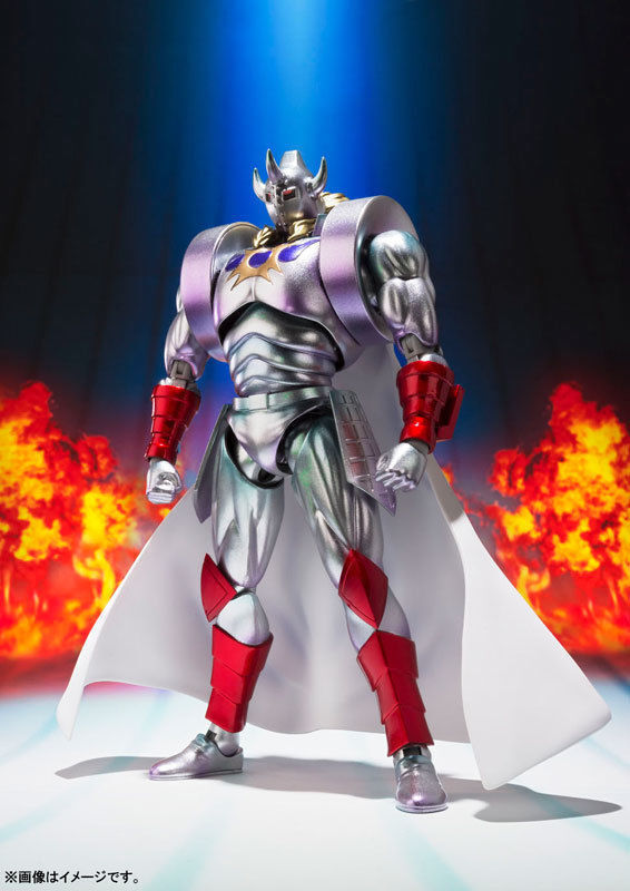 SH SH SH S.H. Figuarts Akuma Shogun ORIGINAL COLOR EDITION Kinnikuman Bandai Japan NEW f04b87