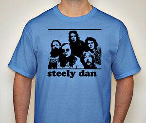 Steely-Dan-t-shirt-Donald-Fagen-Walter-Becker-Jazz-Rock-Soft-Cotton-group-crb