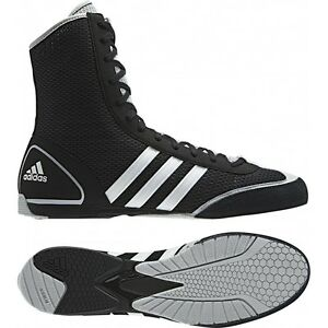 Details about New adidas BOX RIVAL II Boxing Shoes LightWeight Boxing Shoes