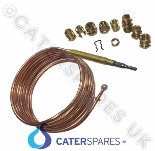 CATERING EQUIPMENT SUPER UNIVERSAL THERMOCOUPLE FOR GAS FRYER RANGE 1800MM