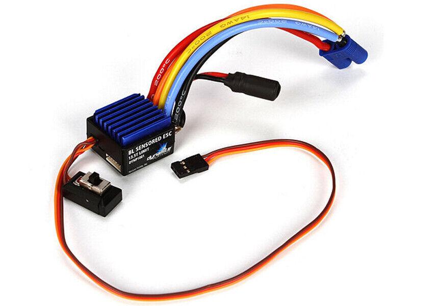 autorizzazione Nuovo Dynamite DYNP1001 Platinum Sensorosso ESC Timing Blinky 13.5T Limit Limit Limit  ottima selezione e consegna rapida