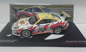 PORSCHE-911-GT3-RS-24-HORAS-LE-MANS-2003-PASION-VITESSE-ALTAYA-IXO-1-43