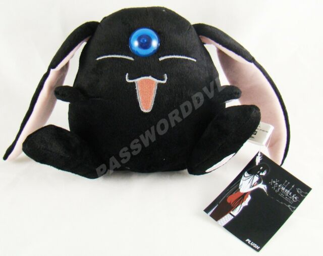 ** XXXHOLIC BLACK MOKONA MODOKI PLUSH GENUINE LICENSED PRODUCT**